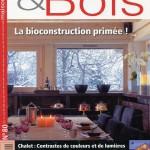 """Maison & Bois édition internationale n°80 """"Chalets d'exception"""""""