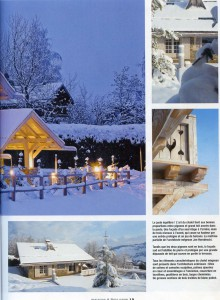 "Maison & Bois édition internationale n°80 ""Chalets d'exception"""