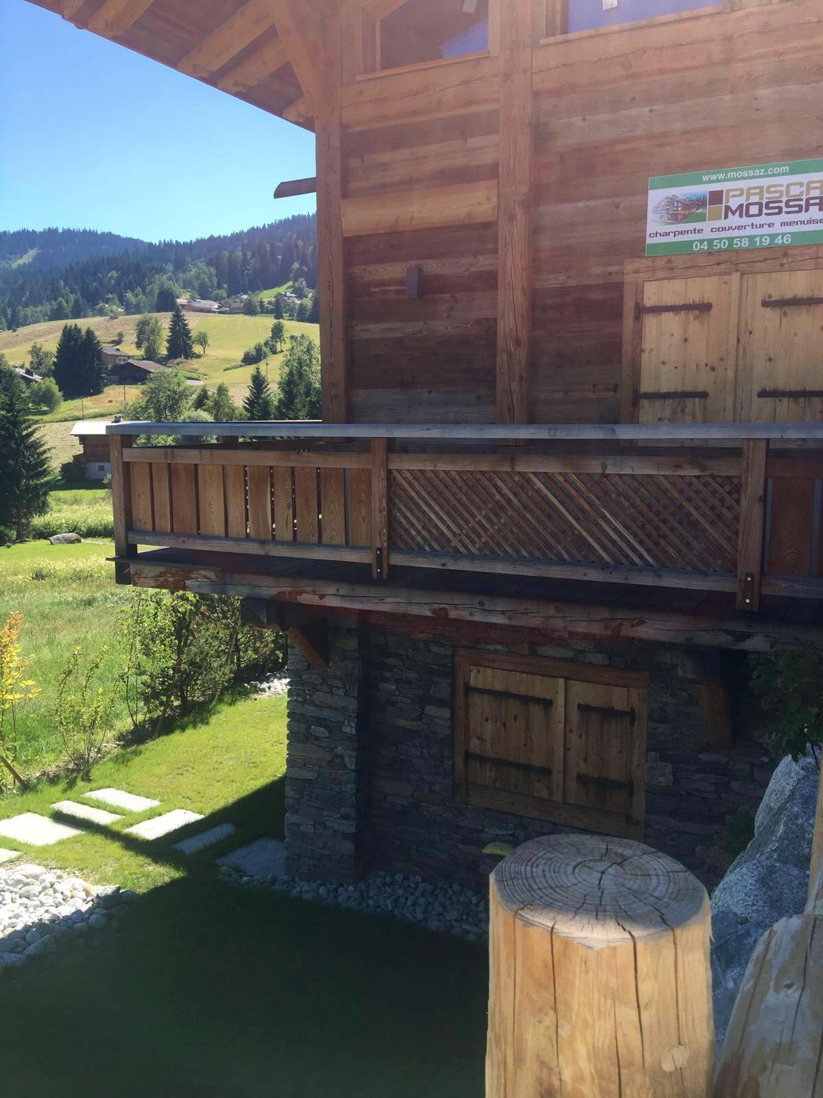 Chalet combloux à vendre - Chalet in the Alps for sale