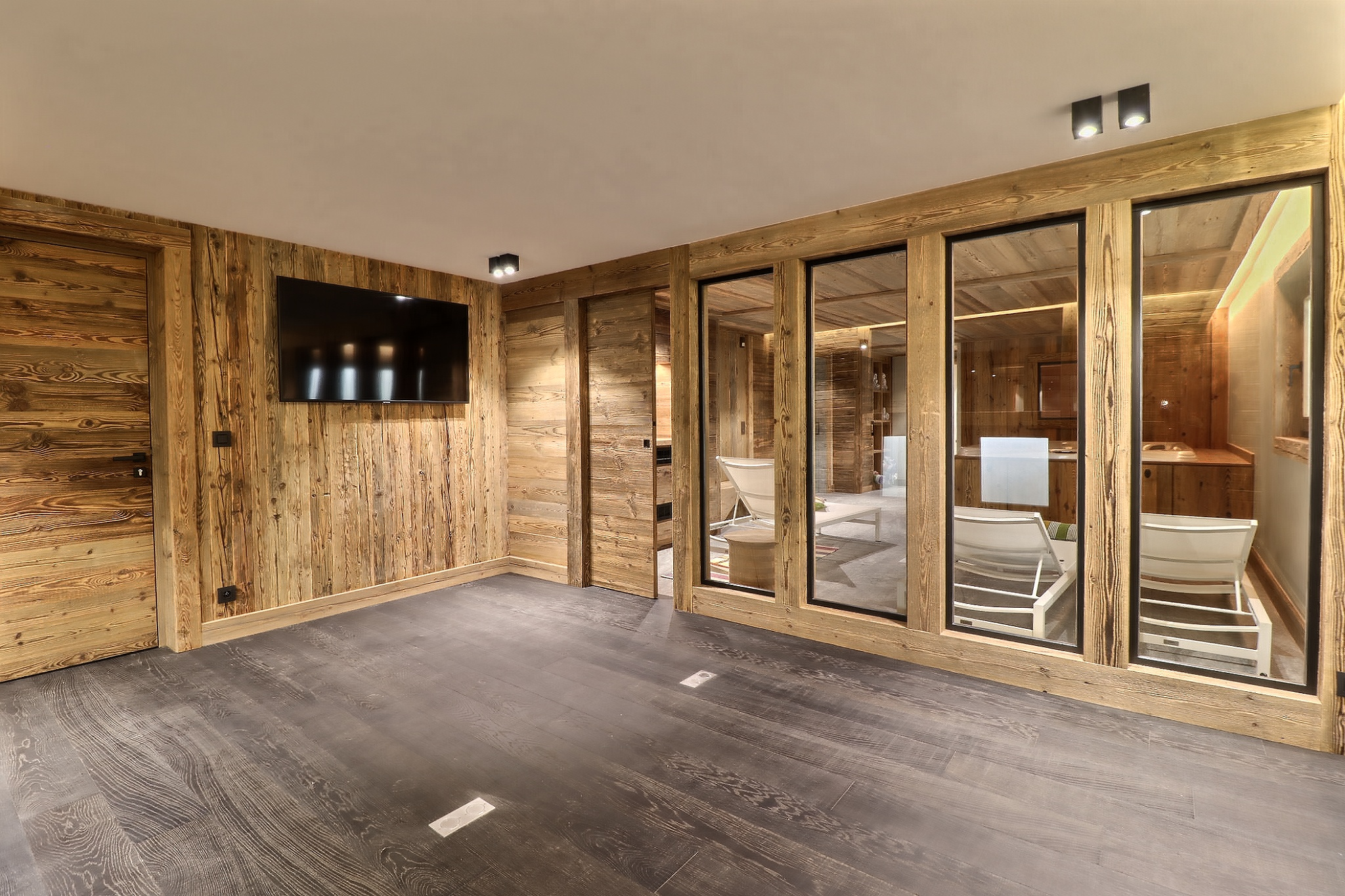 espace fitness chalet